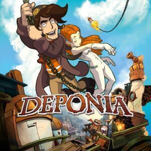 Kostenlose Spiele bei Indiegala - z.B. Deponia, 2dark, Adam Wolfe (Complete Edition)