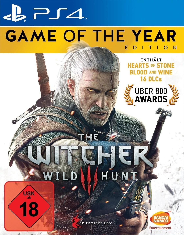 [Abholung] The Witcher 3: Wild Hunt GOTY Edition (PS4 / XBO / NextGen) | Gears 5 (Xbox One) - 12,99€ | Doom Eternal Deluxe Edition - 21,99€