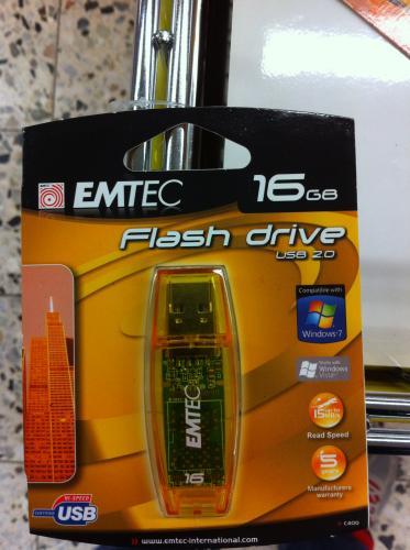 [lokal? Globus Bobenheim-Roxheim]Emtec C400 16GB USB 2.0 Stick