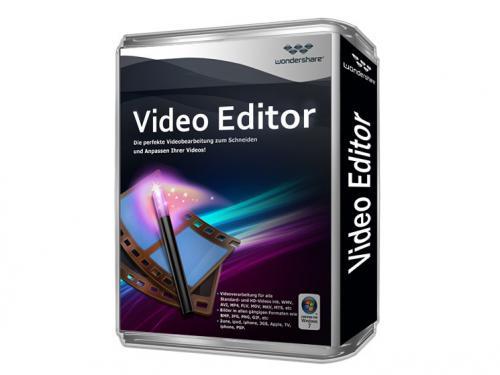 [PC] Wondershare Video Editor als Vollversion (von der CHIP DVD)