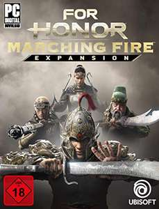 For Honor Marching Fire Expansion DLC (Uplay) für 1,89€ (Amazon Prime Day)