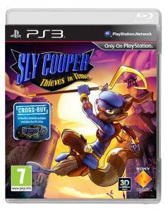 [PS3 & PSV] Sly Cooper - Thieves in Time für 29,41€ bei...ihr wisst schon wo.