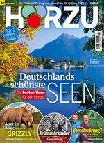 Hörzu Abo (56 Ausgaben) für 111,23 € mit 105 € BestChoice-Gutschein/ 100 € Amazon-Gutschein/ 110 € Otto-Gutschein