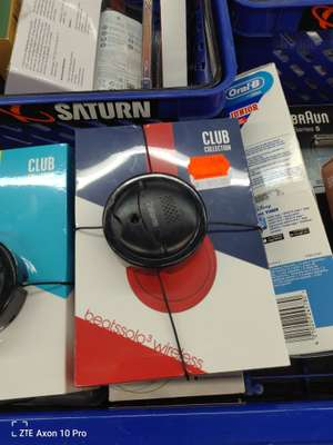 [Sammeldeal lokal Saturn Osnabrück] Beats By Dre Solo3 Wireless Club CollectionClubred 80€, uvm..