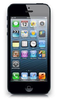 iPhone 5 16GB Schwarz >>>Vodafone Red M mit Handy 10 Young