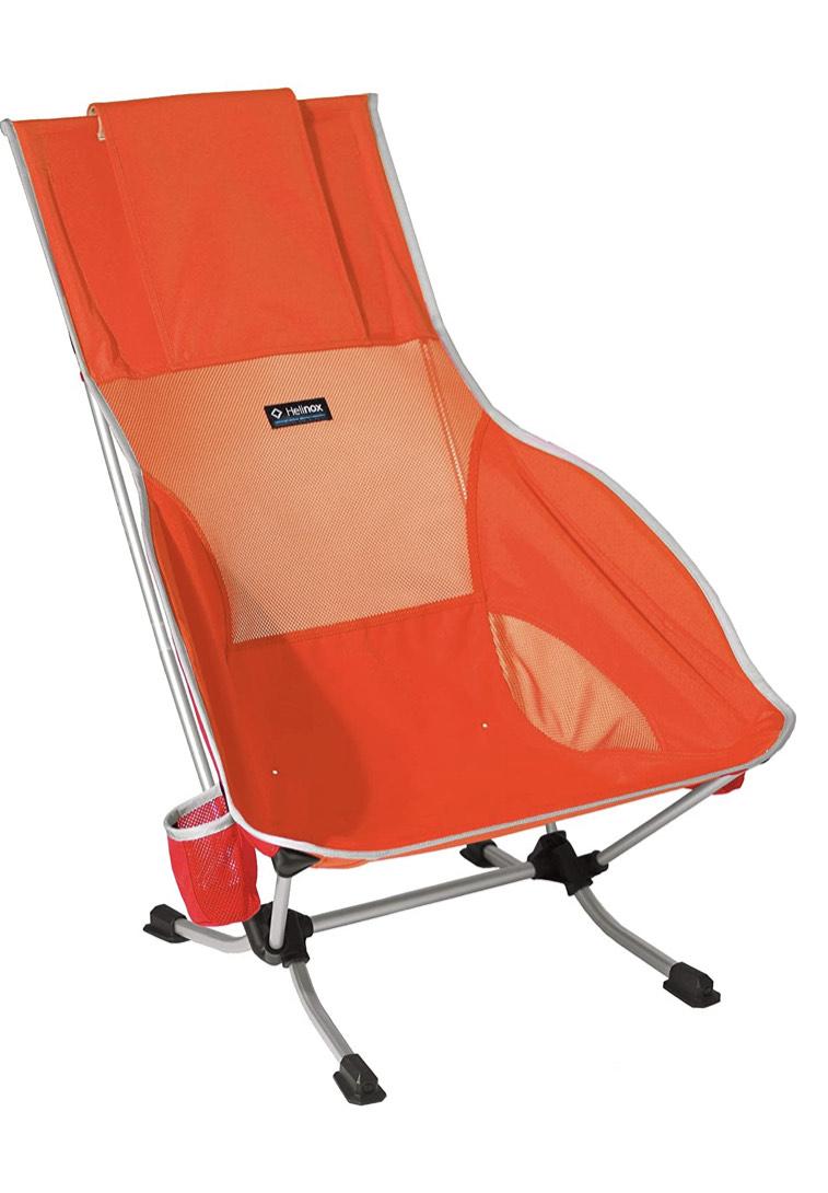 Helinox Playa Chair rot, 2 kg, Bestpreis, jetzt 89 Euro