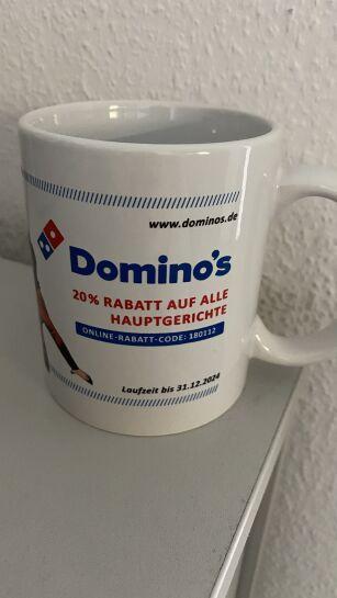 [lokal Leipzig] Dominos Pizza 20% auf alle Hauptgerichte