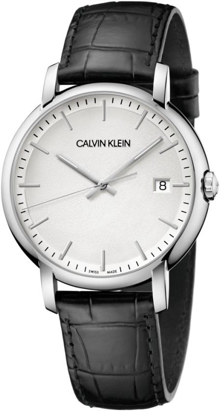[Zalando Lounge] Calvin Klein Uhren und Schmuck im Sale - z.B. Calvin Klein Established (K9H211C6) Herrenuhr in schwarz für 68€