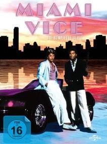 [Amazon] Miami Vice - Gesamtbox (30 DVDs)