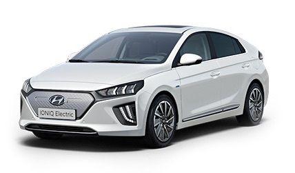 [Gewerbeleasing] Hyundai IONIQ Elektro (136 PS) mtl. 64€ + 749€ ÜF (eff. mtl. 95,21€), LF 0,18, 24 Monate, BAFA, konfigurierbar
