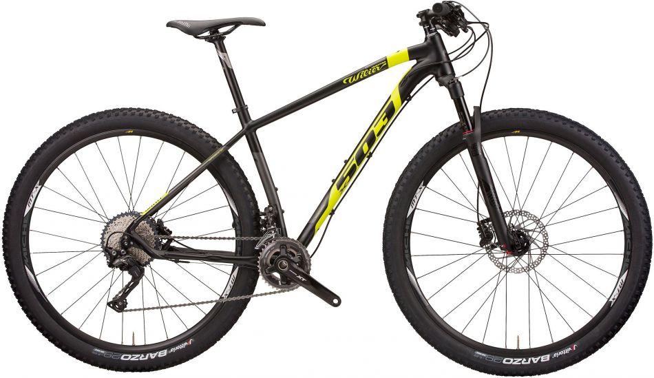 WILIER Mountainbike komplette Shimano XT & Reba Rock Shox Federgabel