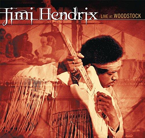 [Amazon Prime] Jimi Hendrix - Live at Woodstock [3x Vinyl] für 10,99€