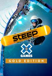 Steep X Games Gold Edition PC 6,80€ @ gamersgate