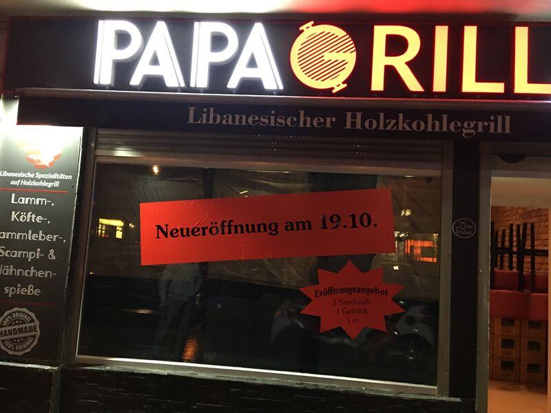 [0.24€ Gewinn mgl.] Verschiedene Sandwiches + Getränk für 1 Cent - Lokal Berlin - Nur am 19.10.