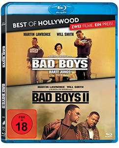Bad Boys - Harte Jungs/Bad Boys 2 - 2 Movie Collector's Pack Blu-ray