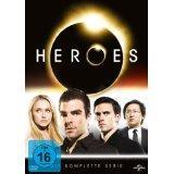 Knaller: Heroes - Gesamtbox (23 Discs) - € 29,95 bei Amazon.de