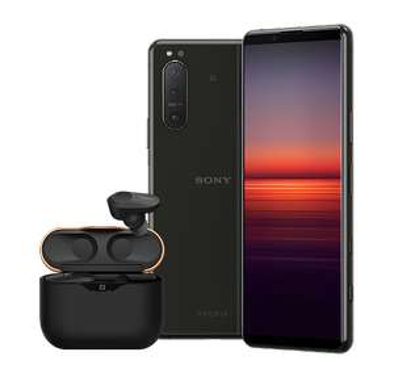 Sony Xperia 5 ii mit Kopfhörer WF-1000XM3 im Vodafone Otelo (20GB LTE, Allnet/SMS) mtl. 29,99€ einm. 104€, keine AG | nach Ankauf 0,13€ mtl.