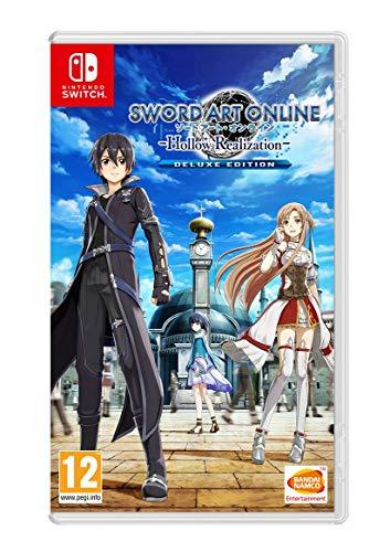 Sword Art Online Hollow Realization Deluxe (Switch) Amazon Prime Angebot