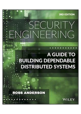 Bestseller Security Engineering in der 3. Ausgabe als pdf kostenlos bis Ende Oktober