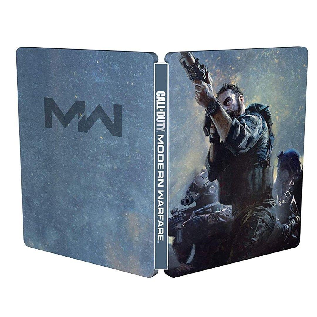 [Prime] Modern Warfare STEELBOOK ohne Spiel! G2 Format
