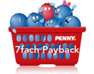 7fach Payback Punkte ab 30€ Einkaufswert bei Penny am 23.& 24.10.