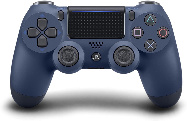 PlayStation 4 - DualShock4 V2 Wireless Controller - Midnight Blue + 4 weitere Farben