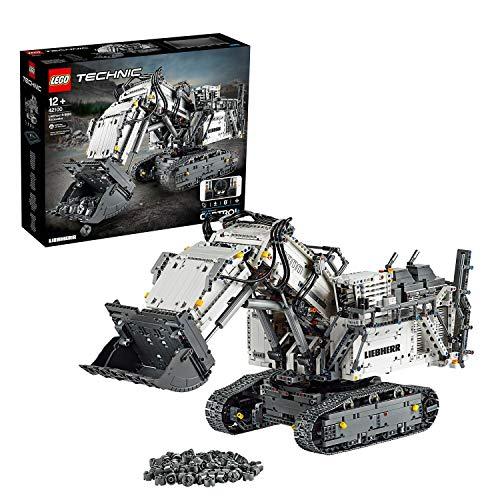 [Amazon Kids' Wish List] LEGO Technic - Liebherr Bagger R 9800 (42100)