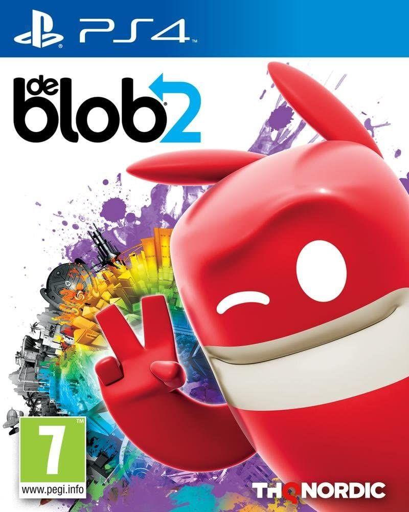 De Blob 2(PS4) [Amazon Prime]