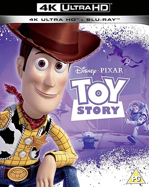 [Amazon.co.uk] 2 Disney 4K BluRays für 32,50€ (keine Dt. Tonspur!)