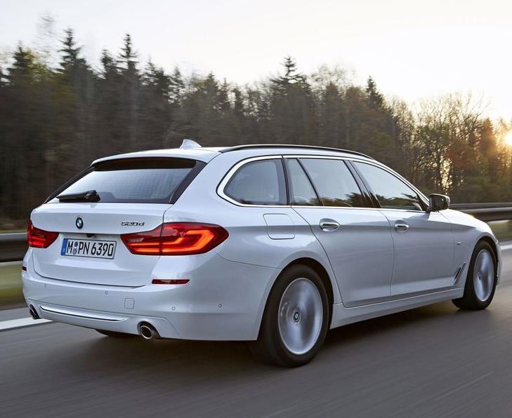Privatleasing: BMW 520D Touring Automatik (EZ/19) 2.0 / 190 PS für 296€ im Monat
