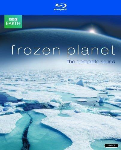 (O-Ton) Frozen Planet [3 x Blu-Ray] für 5,07€ @ Rarewaves
