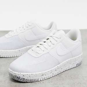 Nike – Air Force 1 Crater – Sneaker Weiß