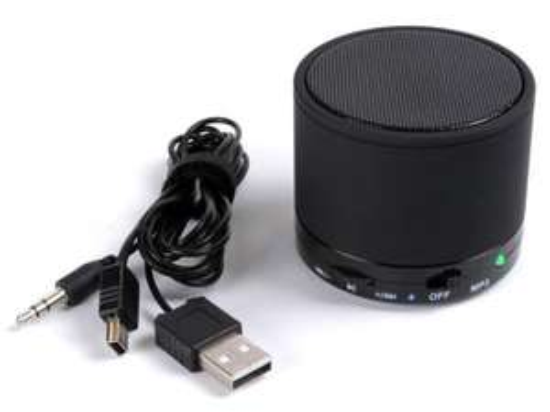 Bluetooth Speaker BS 13 - Die kleinste Bassbox der Welt