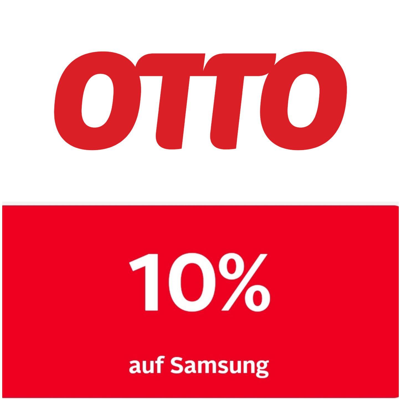 [Otto.de App] 10% Rabatt auf ALLES von Samsung (Haushaltsgeräte ausgenommen)