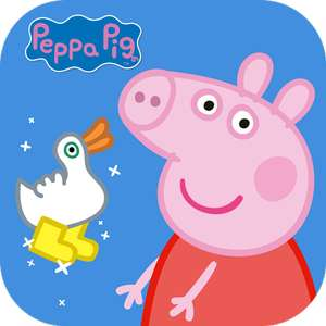 Peppa Pig: Golden Boots kostenlos (Android/iOS)