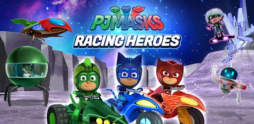 [Google Playstore] PJ Masks - Pyjama Helden: Rasante Helden