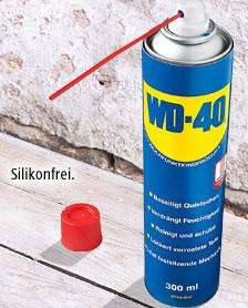 WD-40 Multifunktionsöl 300ml @ Aldi Süd ab 07.02.13