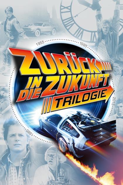 [iTunes] HD Zurück in die Zukunft Trilogie für 7,99€