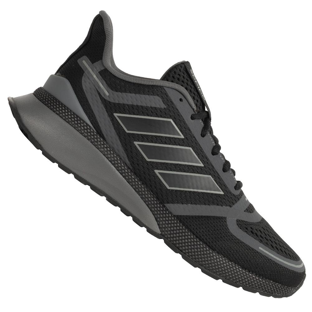 """Adidas Herren Laufschuhe """"Nova FV SE"""" für 37,37€ + 3,95€ VSK (In schwarz und weiß verfügbar, Größe 40 - 46) [SportSpar]"""