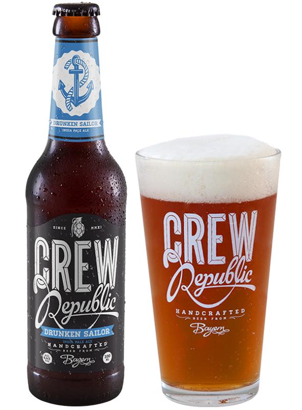 10€ Rabatt auf Crew Republic Biere Bzw. Auch bei Top12 zu haben