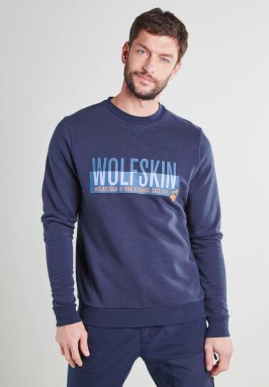 Jack Wolfskin in der Zalando Lounge mit bis zu 50% Rabatt (läuft nur heute), z.B. Sweatshirt