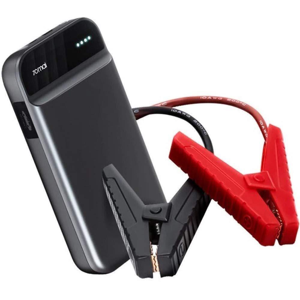 70Mai Jump Starter: Auto Starthilfe - Versand aus EU (11000mAh Kapazität, 250A Startstrom, 600A Spitzenstrom, USB/PD Output, Taschenlampe)
