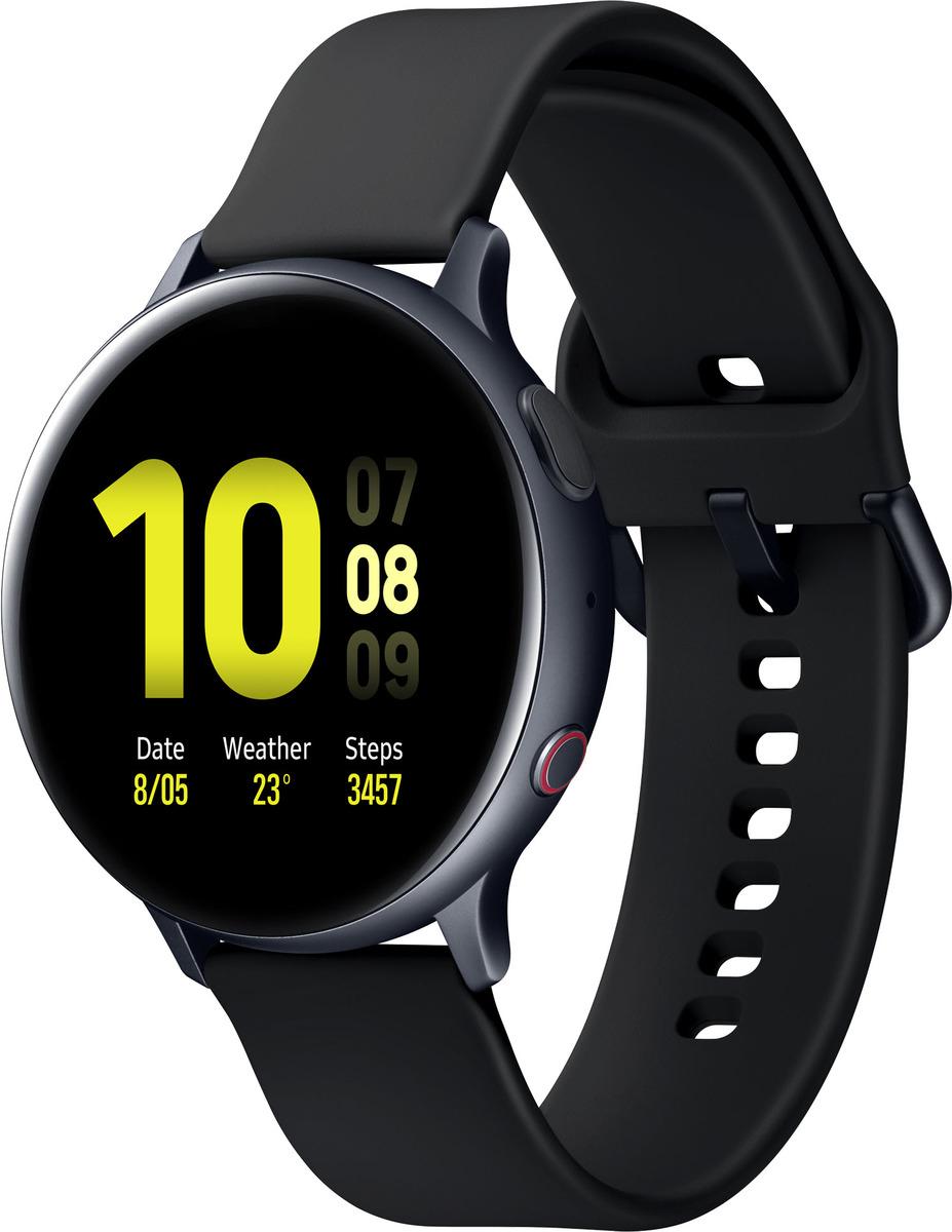 Samsung Galaxy Watch Active 2 Smartwatch 44 mm LTE Aqua Black 248.57€