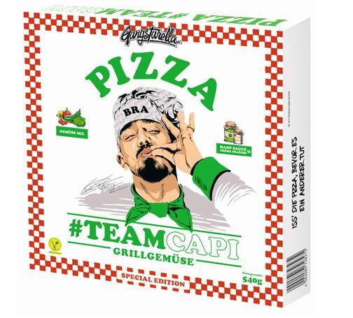 2 für 1 auf alle Pizzen & ausgewählte Torten [Edeka Camen Lokal Porta Westfalica]