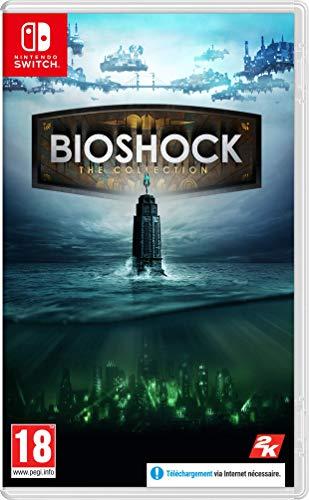 Bioshock: The Collection (Switch) für 31,02€ (Amazon FR)