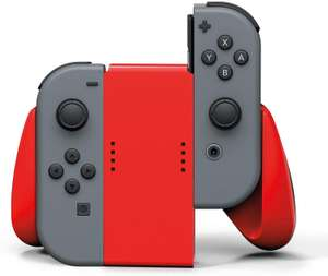 PowerA Nintendo Switch Grip Komfort für Joy Con|rot|lizenziert [Amazon & Saturn & MM]