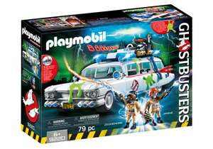 Playmobil Ghostbusters Ecto- 1