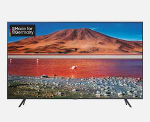 SAMSUNG GU75TU7079, 189 cm (75 Zoll), UHD 4K, SMART TV, LED TV, 2.000, DVB-T2 HD