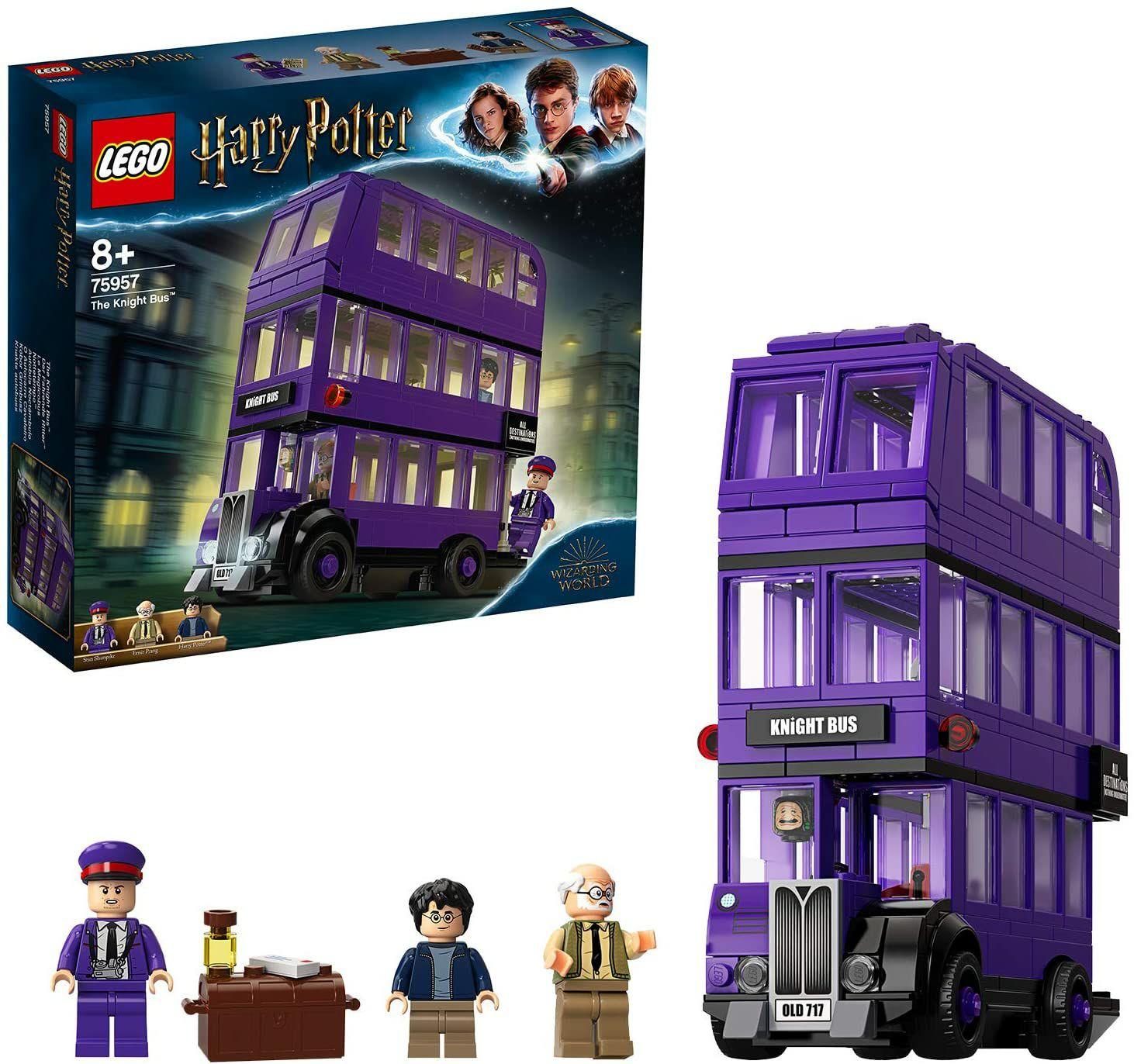 LEGO Harry Potter - Der Fahrende Ritter (75957) für 25.76€ (Amazon UK)