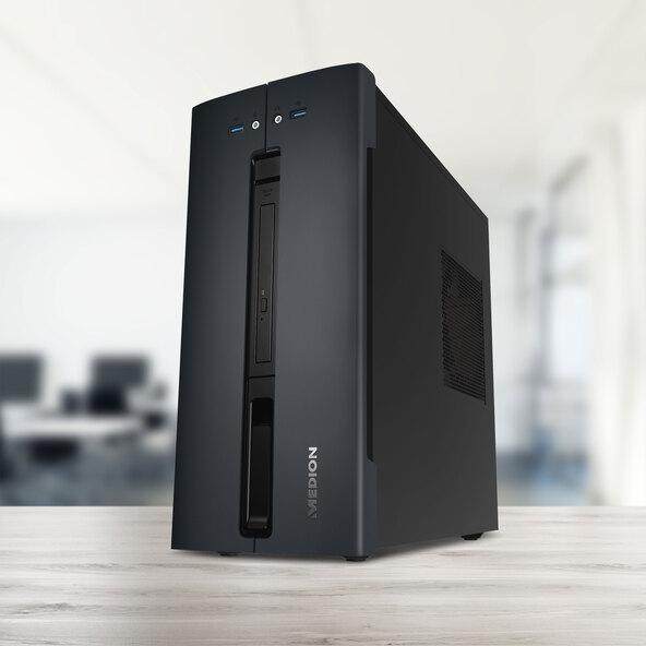 (Aldi-Nord) Multimedia-PC MEDION® AKOYA® E63007, Intel® Core™ i5-9400, 16GB, 512 GB SSD